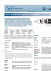 MIDAS - Model ECM - Self Recording Electromagnetic Current Meter Brochure