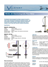 Model 801 - Electromagnetic Open Channel Flow Meter Brochure