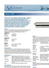 MIDAS - Model CTD - High Stability Conductivity Profiler Sensor Brochure