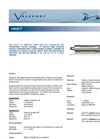 Valeport - Model miniCT Probe - Conductivity and Temperature Sensor Brochure