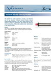 MIDAS - Model UV-SVP - Sound Velocity Profiler Datasheet