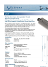 UltraP - Echosounders and Bathymetry Instruments Datasheet