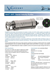 Swift - Model SVP - Sound Velocity Sensors & Profilers Datasheet