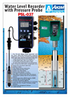 Water Level Recorder with Pressure Probe Brochure