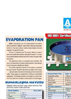 Evaporation Pan Brochure