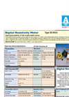 Digital Resistivity Meter Brochure