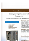 Ozone Injection System