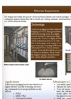 Ozone Systems - Product Information Sheet (PDF 1.780 MB)