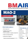 BMAir - Model MAO-2 - Filter Pressurization Systems Brochure