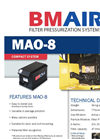 BMAir - Model MAO-8 - Filter Pressurization Systems Brochure