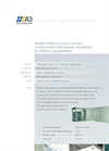 Wastewater Treatment and Water Purification in the Antarctica - Brochure