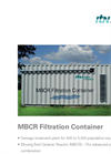 ItN Nanovation - Model MBCR - Filtration Container - Brochure