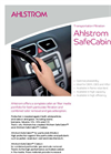 Ahlstrom SafeCabin - Cabin Air Filter Media Brochure