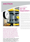 Air Oil Separation Media Brochure