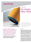 Air-Intake Filter Media Brochure
