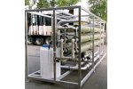Nanofiltration and Reverse Osmosis Equipment