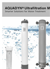 AQUADYN Ultrafiltration Modules