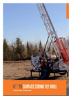 LF70 Surface Coring Fly Drill Technical Overview Brochure