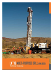 LX16 (KWL1600) Multi-Purpose Drill Technical Overview Brochure
