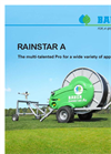 RAINSTAR - A Series - Irrigation Reel Machines  Brochure
