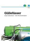 Bauer - - Slurry Tankers from 2000 to 24000 Liters  Brochure