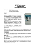 Model AMS02T - Aerosol Monitoring System with Filter Belt System Brochure