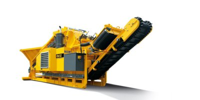 RUBBLE MASTER - Model RM 60 - mobile crusher