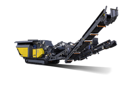 Rubble Master - Model RM 90GO! - mobile crusher