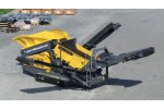 Rubble Master - Model RM HS3500M - Tracked-mobile pre-screen