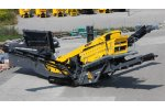 Rubble Master - Model RM MSC5700M-2D - Tracked mobile post-screen