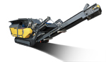 RUBBLE MASTER - Model RM 120GO! - the new RM mobile crusher