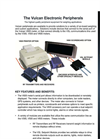Vulcan - Electronic Peripherals Brochure