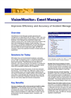 Event Manager Datasheet