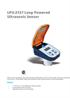 APG - Model LPU-2127 - Loop Powered Ultrasonic Sensor - Brochure