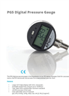 Model Series PG5 - General Purpose Digital Pressure Gauges - Brochure