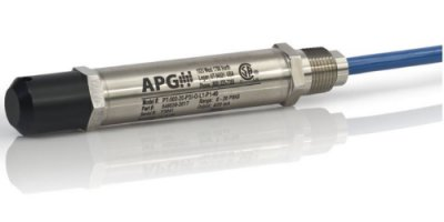 APG - Model Series PT-500-P1 - Submersible Pressure Transducer For Clean Liquids