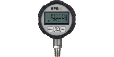 APG - Model Series PG7 IP67 - Digital Pressure Gauge with 0.25% Accuracy