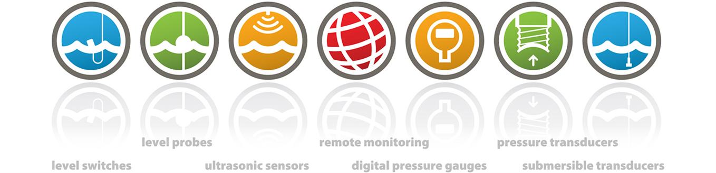 APG - DST - Level Transmitters - Ultrasonic Level Sensors - Mid ...