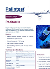 Palintest - Pooltest 6 - Accurate Photometric Pool Testing Kit - Flyer
