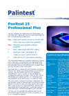 Palintest - Pooltest 25 - Professional Plus Photometer - Brochure