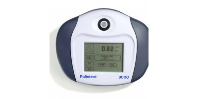 Palintest - Model 8000 - Photometer