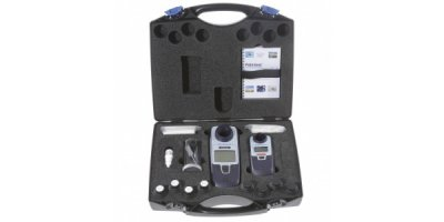 Palintest  - Model PTH 7092 - Compact Turbimeter/Chlorometer Duo Kit