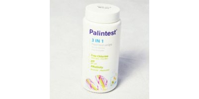 Palintest - Pool Test Strips