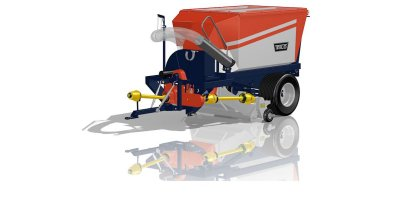 Trilo - Model SG400 - Vacuum Sweeper