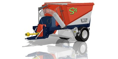 Trilo  - Model S4 - Vacuum Sweeper