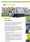 GPM Mini - Refuse Collection Vehicle Brochure