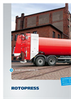 FAUN - Model Rotopress Series - Rear Loader - Brochure