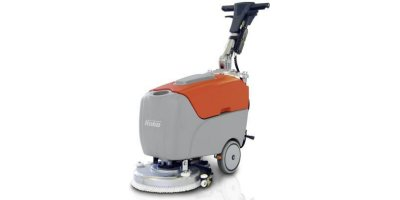 Scrubmaster - Model B12 - Walk Behind Scrubber Driers