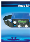 Aqua - Model M70 D - Geophone/Testrod to Detect and Locate Leakages Datasheet