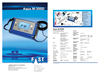 Aqua - Model M300 D - Inteligent Geophon for Leak Detection System Brochure